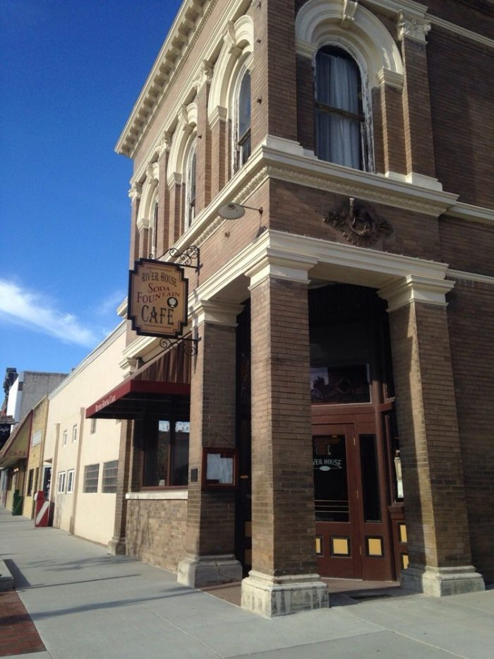 9. River House Cafe - Plattsmouth