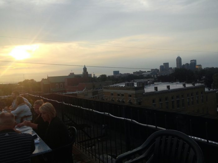 rooftop indy
