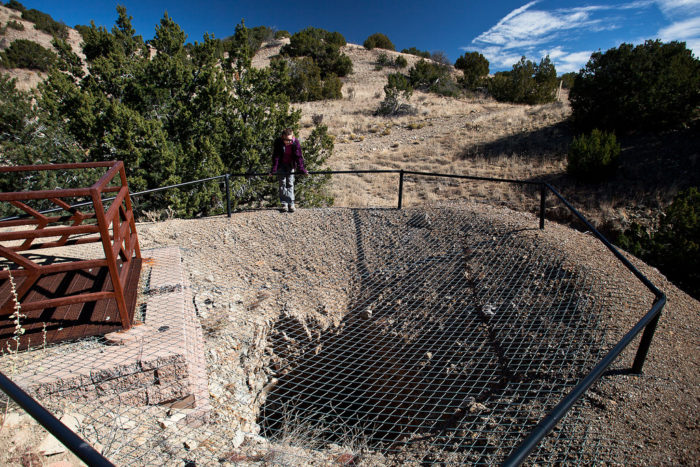 10. The mining history at Cerrillos Hills State Park goes back 1100 years!