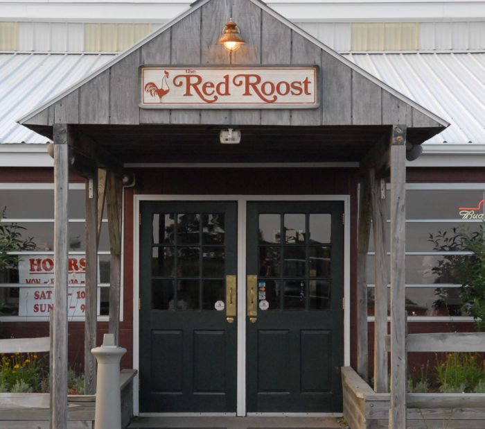 5. The Red Roost, Quantico