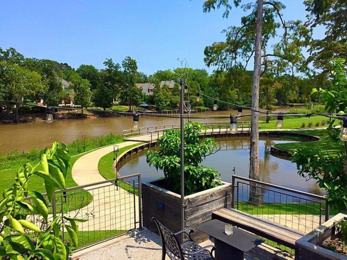 8. Ruffino's on the River, 921 Camellia Blvd., Lafayette