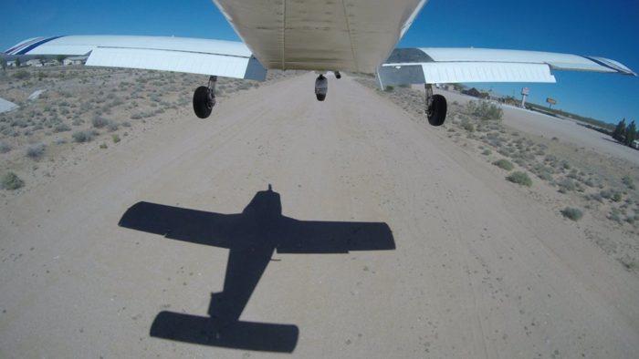 Cal Nev Ari Airport Nevada