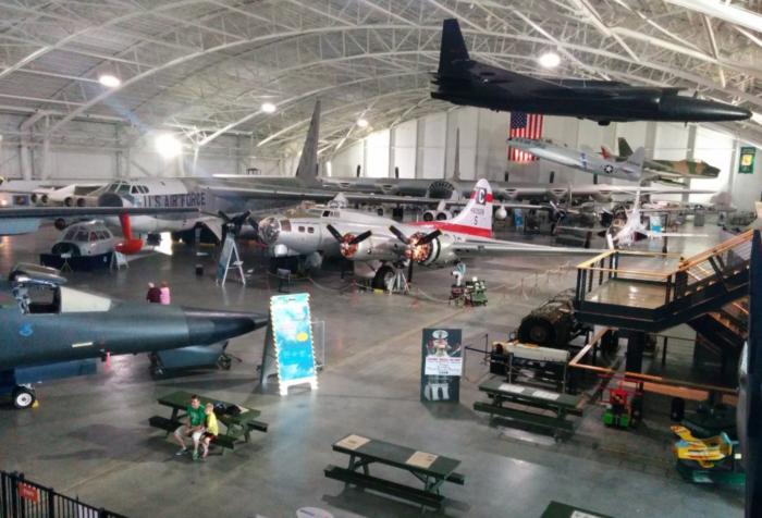 11. Strategic Air Command & Aerospace Museum, Ashland