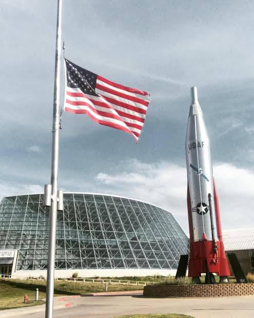 11. Reach for the stars at the Strategic Air Command & Aerospace Museum.