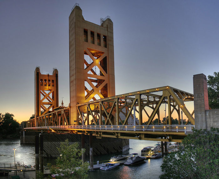3. Sacramento County: 18/10,000 residents