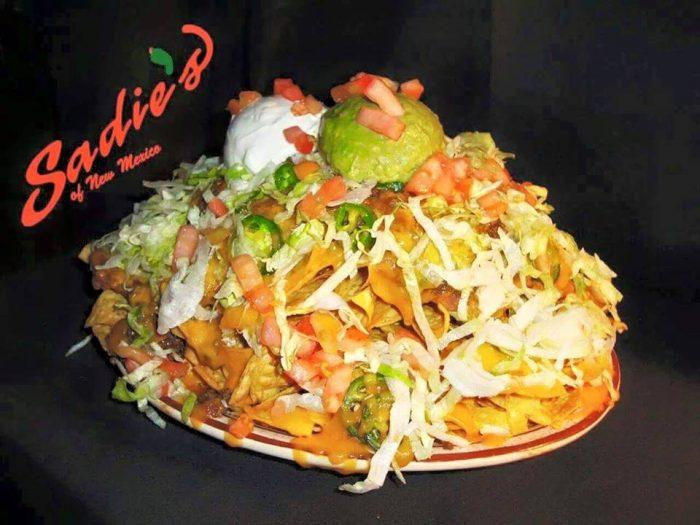 sadie's nachos