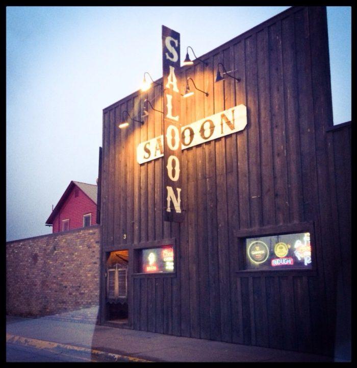 7. Moose's Saloon, Kalispell