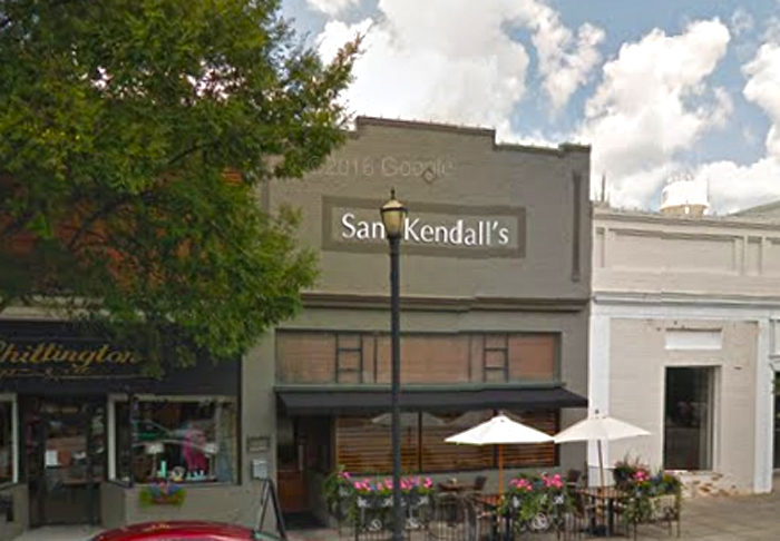 10. Sam Kendall's - 1043 Broad St, Camden, SC 29020