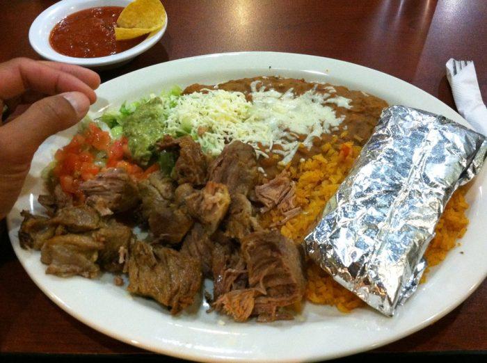 Ogallala Nebraska Mexican Food Restaurants