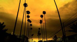 The Burning Santa Clarita Fires Have Transformed California Into An Apocalyptic Scene