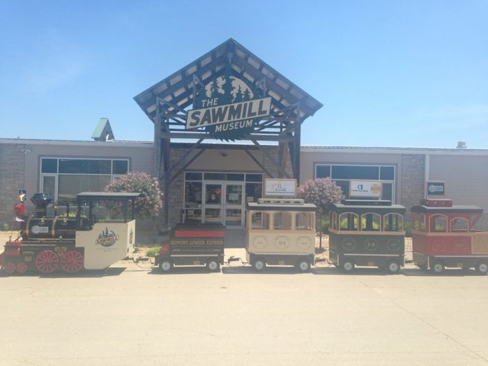 Go to The Sawmill Museum in Clinton to learn about its pivotal role in the history of lumber.