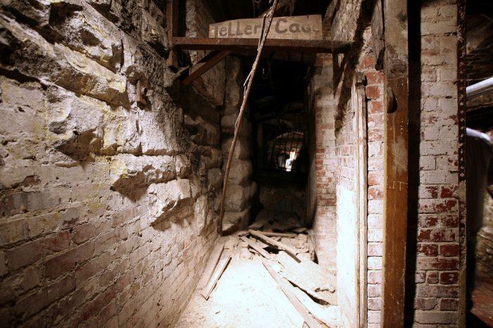 7. Seattle Underground Tunnels