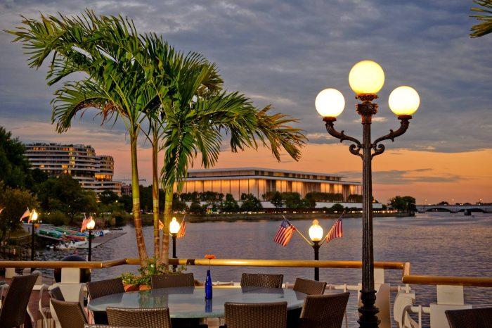 10 Best Restaurants With Views In Washington Dc