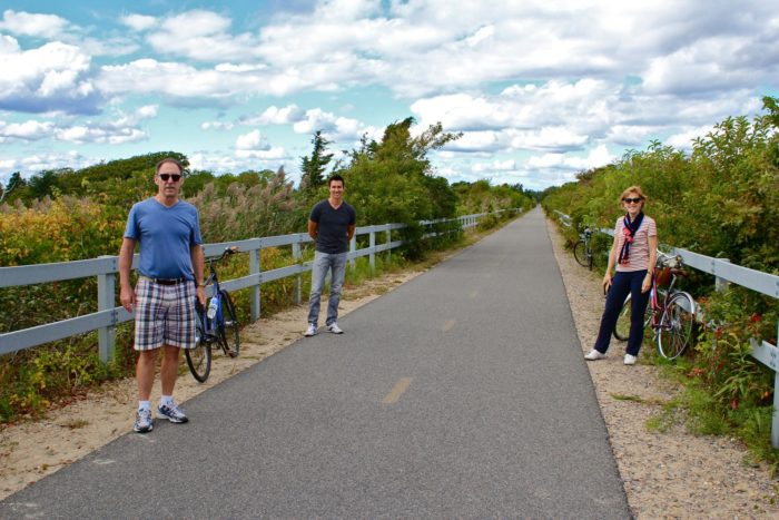 If you only explore one bike trail this summer, be sure it's the Shining Sea Bikeway.