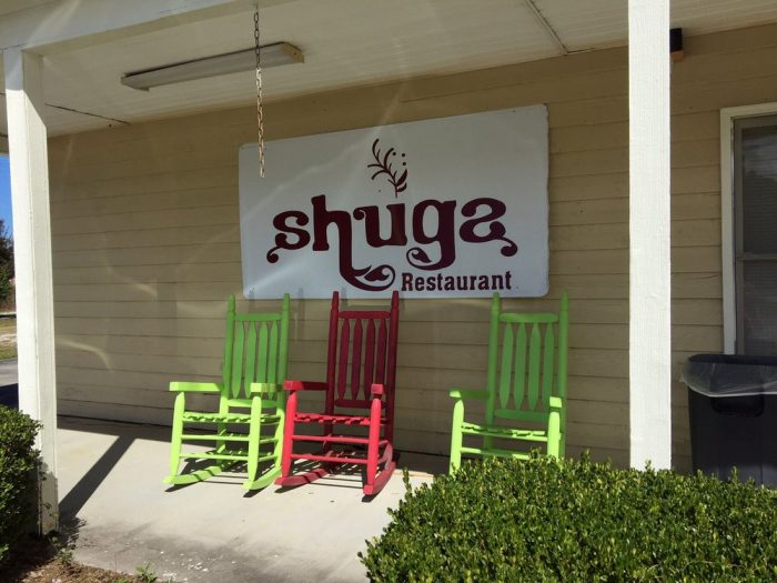 7. Shugs Southern Soul Cafe - St. George, SC