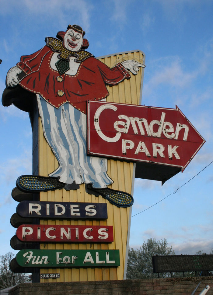 Welcome to Camden Park in Huntington, WV.