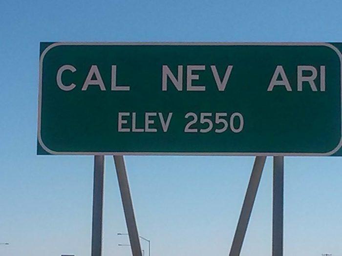 Cal Nev Ari Nevada