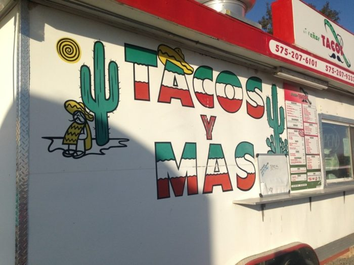 6. Si Senor Tacos, 1314 S First Street, Clayton