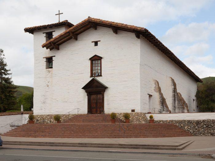 5. Mission San José, Fremont