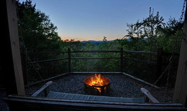 4. Sliding Rock Cabins—Ellijay, Georgia