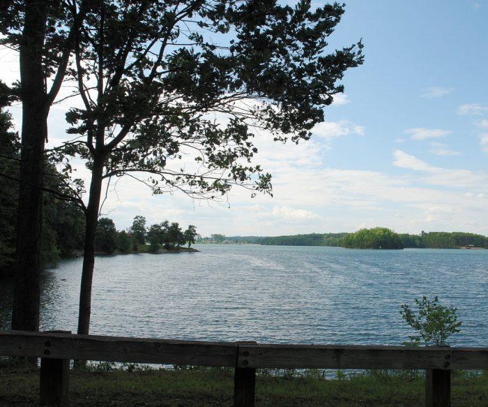 6. Smith Mountain Lake
