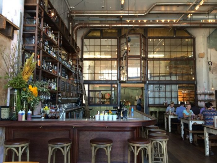 1. Smokestack at Magnolia Brewery: 2505 3rd St.