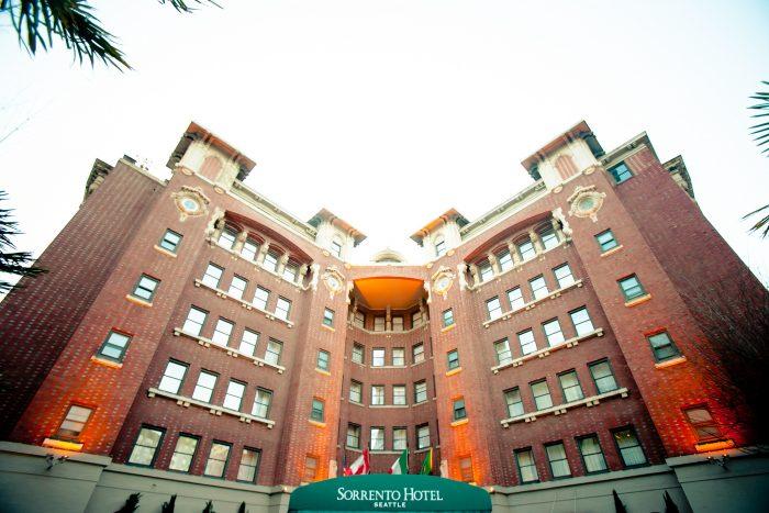 8. Sorrento Hotel