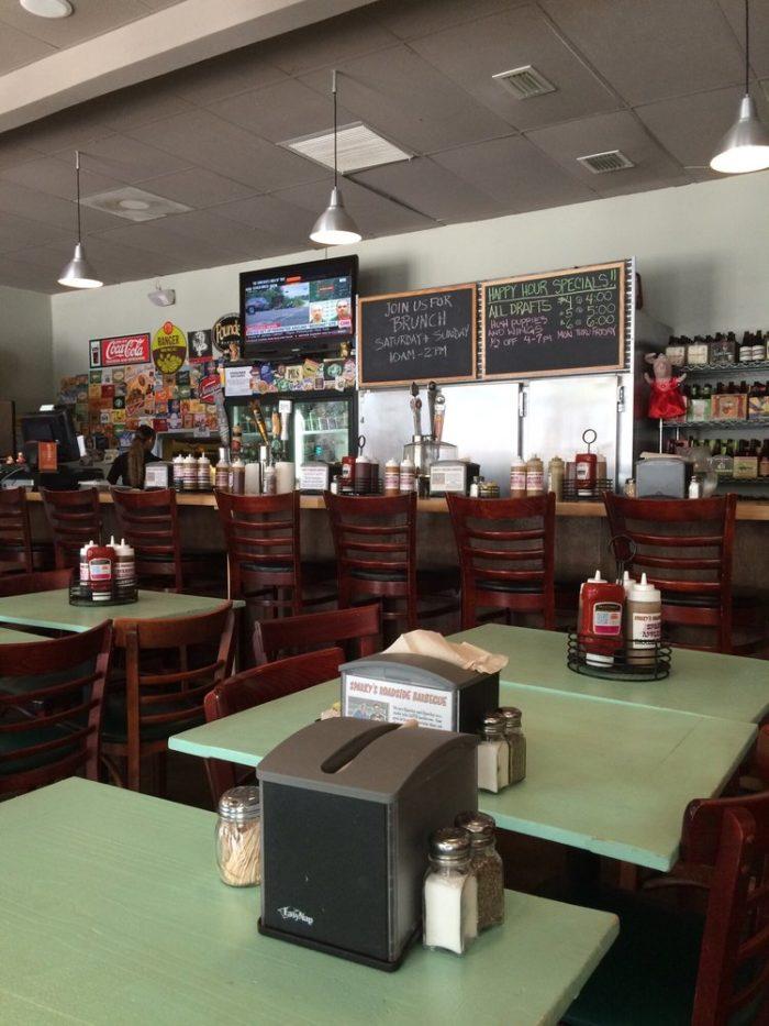 3. Sparky's Roadside Barbecue— 204 NE 1st St, Miami, FL 33132