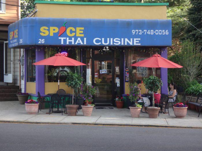 5. Thai - Spice Thai - Bloomfield