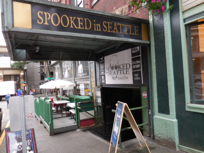 5. Spooked In Seattle Tours and Museum in Pioneer Square