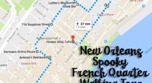 Take A Creepy Walking Tour To New Orleans' Most Famous Haunted Places