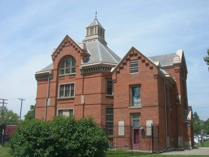 The Squirrel Cage Jail is now a museum open to the public.