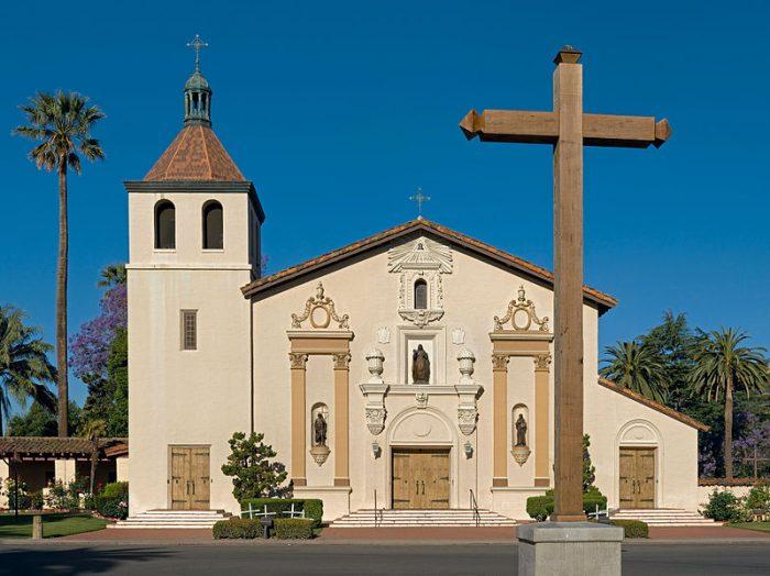 4. Mission Santa Clara de Asis