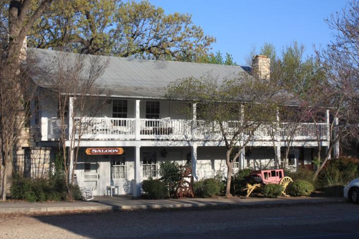1. Stagecoach Inn Restaurant (Salado)