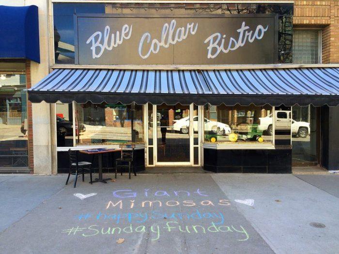 10. Blue Collar Bistro, Plattsburgh