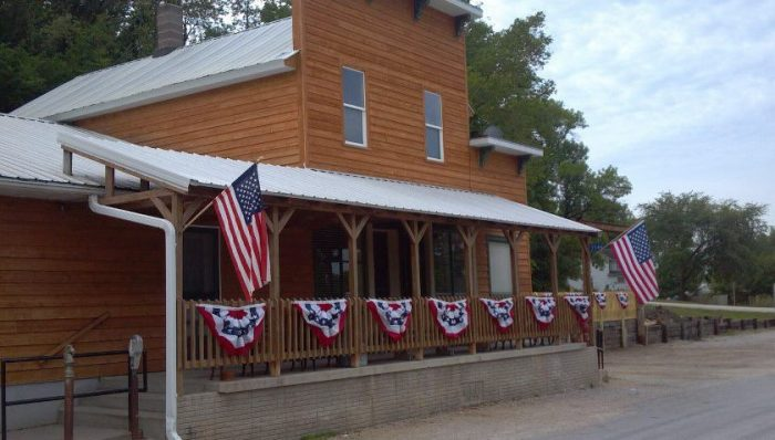4. Baxa's Sutliff Store and Tavern, Sutliff