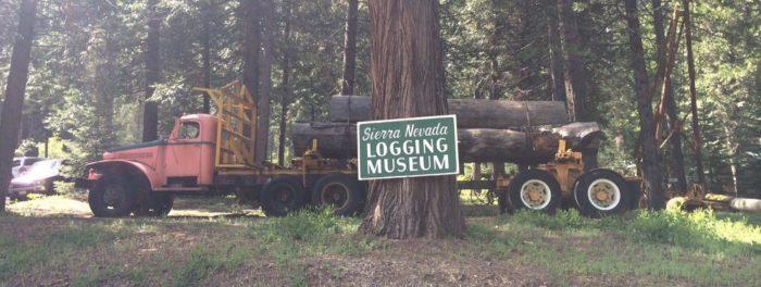 Sierra Nevada Logging Museum, Arnold
