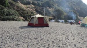 These 10 Rustic Spots In Northern California Are Extraordinary For Camping