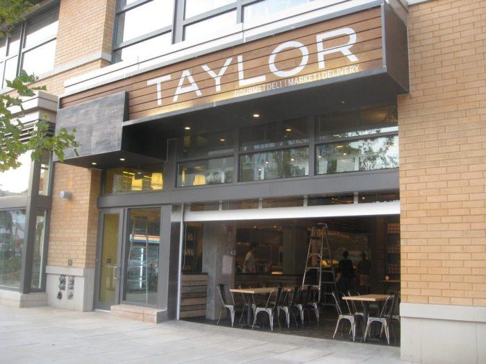 2. Taylor Gourmet