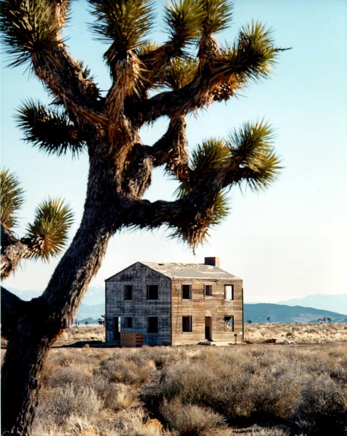4. Explore remnants of nuclear testing at the Nevada National Security Site.