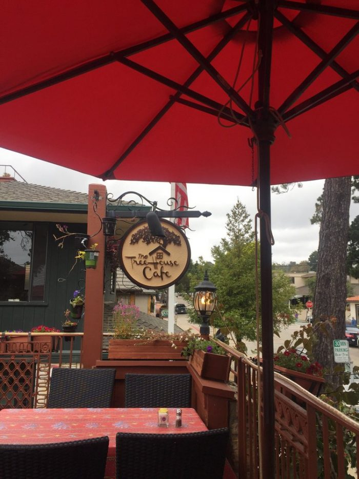 5. The Tree House Cafe, Carmel