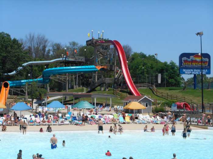 The Beach Waterpark At Adventure Landing 2590 Water Park Dr Mason Oh 45040