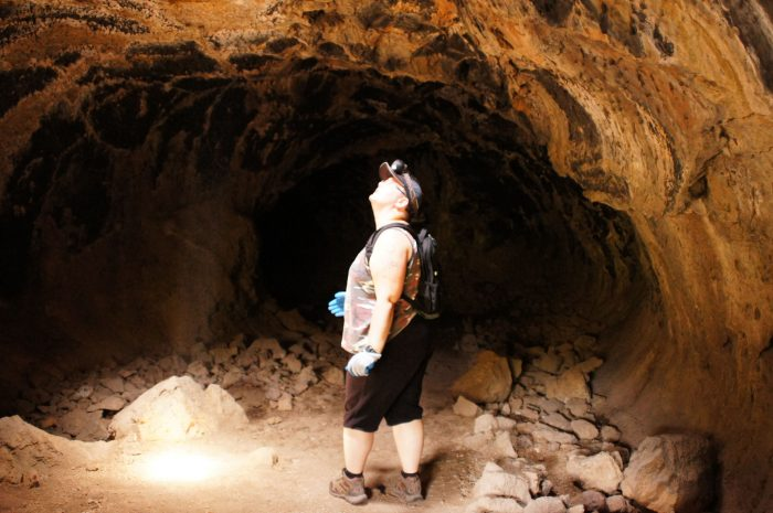 3. Lava Beds National Monument