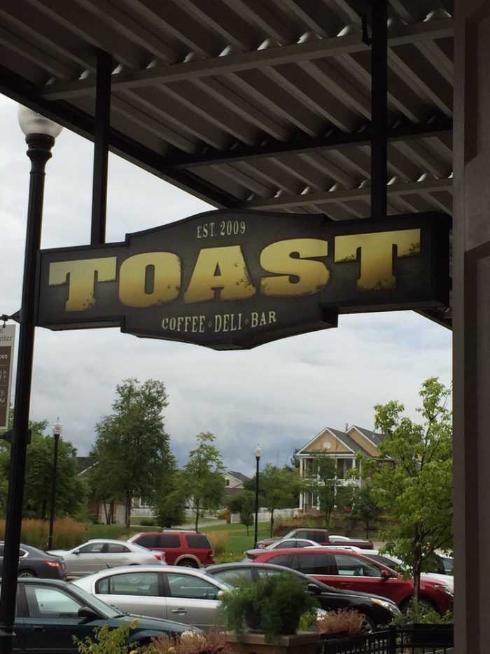 15. Toast, Lincoln