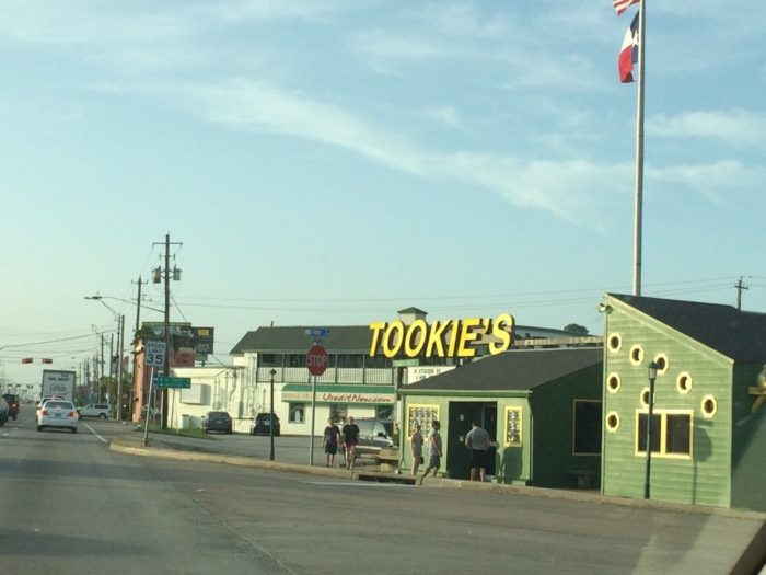 7. Double BBQ Burger at Tookie's (Seabrook)