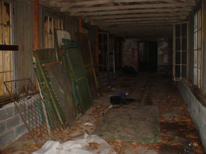 There are, of course, many stories that the grounds and buildings of St. Elizabeths are haunted.