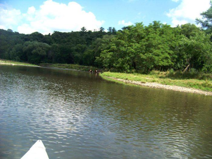 1. Upper Iowa River, Decorah