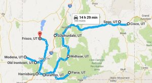 This Haunting Road Trip Through Utah Ghost Towns Is One You Won't Forget
