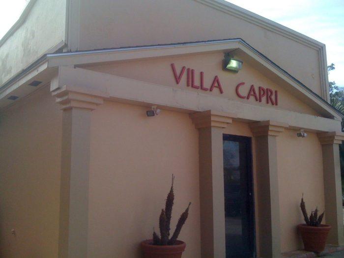 1. Villa Capri (Seabrook)
