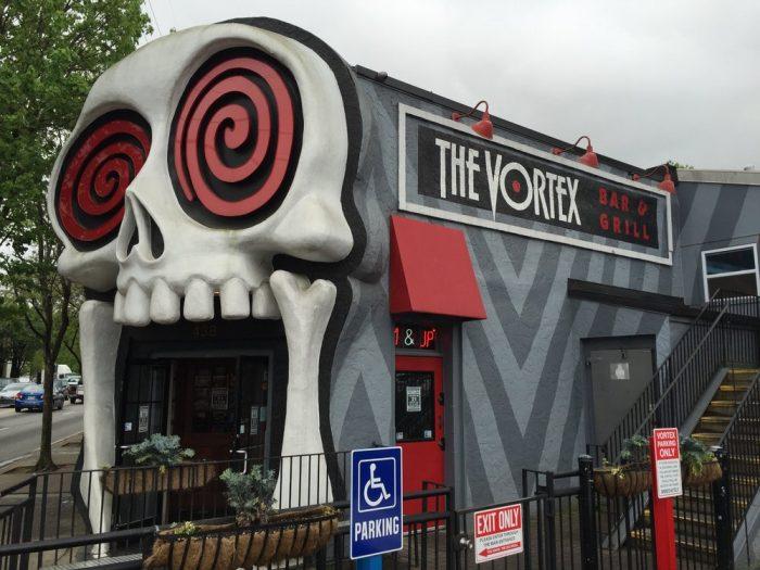 10. Vortex Bar & Grill—438 Moreland Avenue Northeast, Atlanta, GA 30307